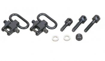 "Allen Swivel Set For Bolt Action Rifles, Designed For 1"" Wide Slings - 14420"